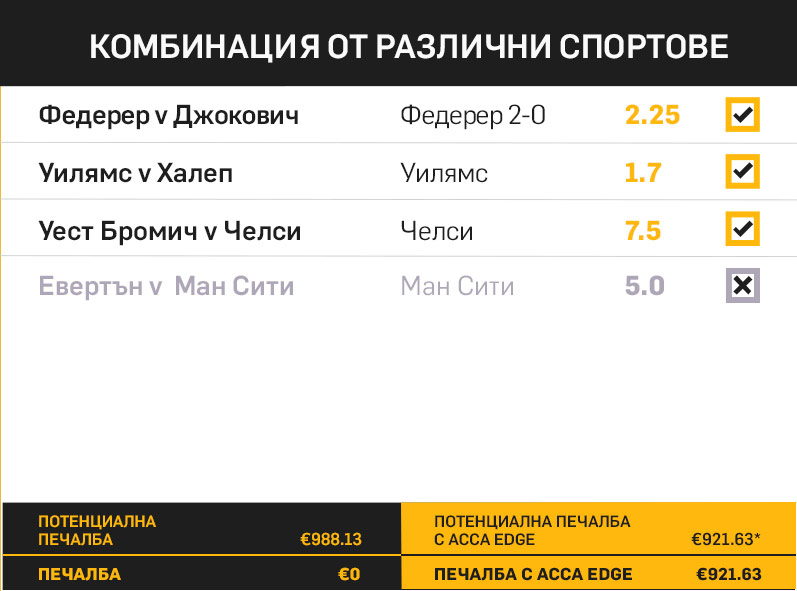 betfair acca edge спорт